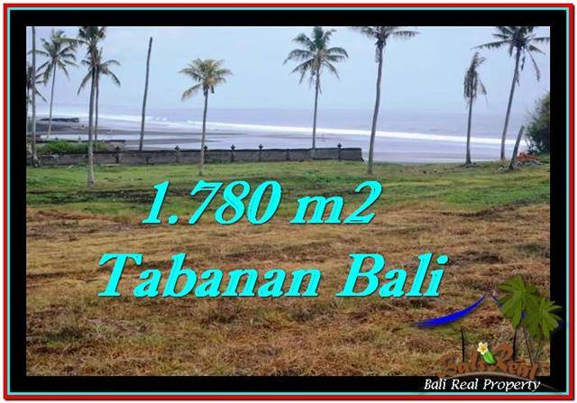 FOR SALE Magnificent LAND IN Tabanan Selemadeg BALI TJTB249
